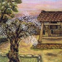 69.青原寺の梵鐘と八ッ房の梅
