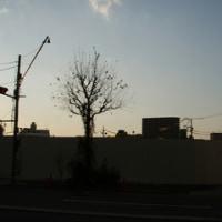 山手線新宿駅(西新宿五丁目 十二社通り西側再開発地)