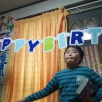 シオン誕生日★11歳★