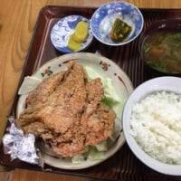 長野ツーリング プリンス・スカイラインミュウジアム 山賊焼「小松食堂」