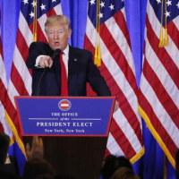 トランプ次期米大統領がメディアに激怒したのは、ロシアに買春ビデオを握られ、ロシアのスパイになったと報じられたから。
