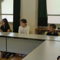 4~6年生が代表委員会を開催