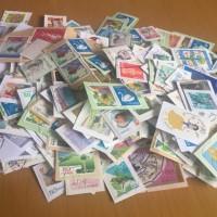 使用済切手の使い道