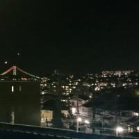 明石大橋と夜景とモノの見方。