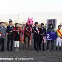 林正人厩舎 フラットライナーズ 船橋記念(SIII)優勝