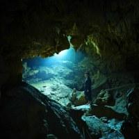 洞穴の演奏会