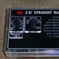今日作ったAMラジオ