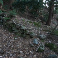2016秋 山と城の旅(夕暮れ迫る小谷城址の巻)