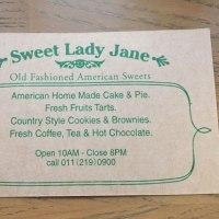 Sweet Lady Jane 5