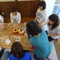 出張パン教室☆
