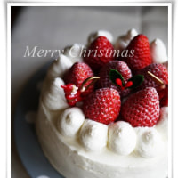 クリスマスケーキ☆彡