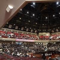 国技館5000人の第九コンサート本番&国技館探検