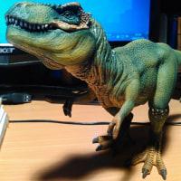 チラノサウルスを買っちゃいました!