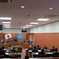 平成28年熱海市議会11月定例会初日。