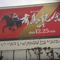 2016有馬記念観戦記