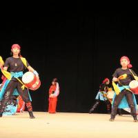札幌市消防出初式 よさこいソーランの演技