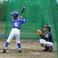 産直生鮮市場旗争奪 2回戦 vs 清田ジャイアンツ