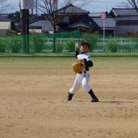 4/23(日) 練習試合対大関イーグルスさん