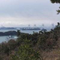 約50年ぶりの鷲羽山第二展望台