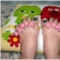 足爪の強化