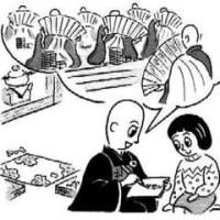 正月三が日に菩提寺の常光寺で「大般若」に参列