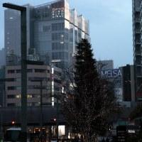 12月4日(日)  師走の 銀座・京橋