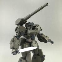 模型完成品 コトブキヤ フレームアームズ 1/100 三ニ式一型 轟雷