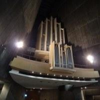 東京カテドラル関口教会で歌って感動。