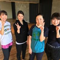 12/5 Studio5Malu2フィットネスキック教室 コメクート2F