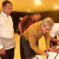 フィリピンミンダナオでの平和維持活動 HWPL