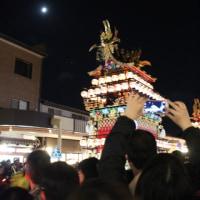 ぶらり旅・秋の高山祭(宵祭・豊明台)(岐阜県高山市)