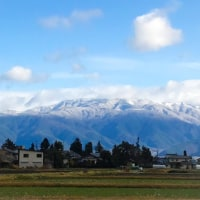 岡谷から松本へ