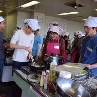 3月18日(土曜日)食の異文化交流会に参加して