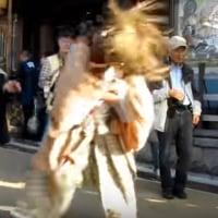 伊賀上野天神祭の鬼行列・400年間受け継がれてきたダンスパフォーマンス