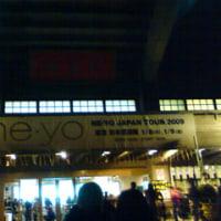 Ne-Yo@日本武道館
