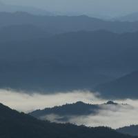 大江山の雲海撮影に再挑戦