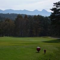 蓼科へ(2)~ゴルフ&リゾートホテル