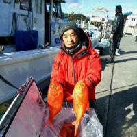 新島沖キンメ釣り釣果