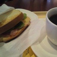 ソトアサ( ドトールコーヒー)