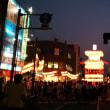 桐生八木節祭りに行ってきました