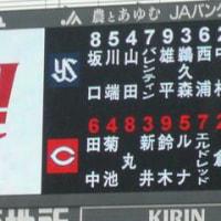 広島遠征は幻の引退試合