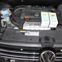 VW Touran  初NUTEC?