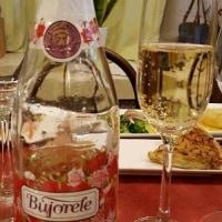 春を感じるスパークリングワイン!