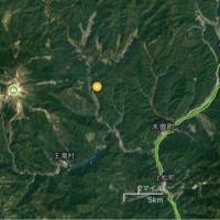 長野県で地震