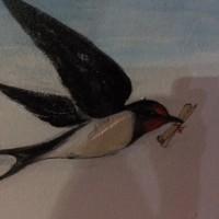 小平の自然♥ 今年も帰ってきました燕のヒナたちの賑やかな声が聞こえます🐥