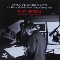 厳選して NEW SPRING Live At The Village Vanguard  /  Enrico Pieranunzi