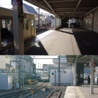 今日の行き止まり 西武多摩川線 是政駅 その2