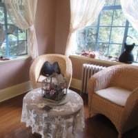 ハロウィン装飾の横浜山手西洋館(ベーリック・ホール&エリスマン邸)2