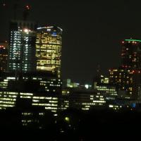 丸の内1丁目からの夜景