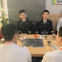 ソウル義務警察 患者慰問音楽会